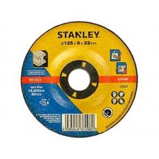 Фото - Диск зачистной по металлу 125x6,0х22 мм,тип DPC STA32055 Stanley