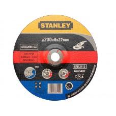 Фото - Диск зачистной по металлу 230x6,0х22 мм тип DPC STA32065 Stanley