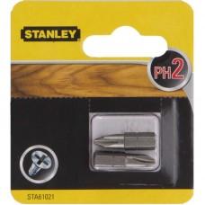 Фото - Бита Ph 2 (L=25 мм) (2 ед) STA61021 Stanley