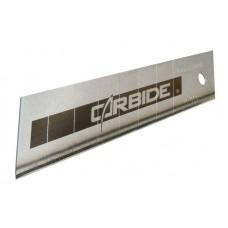 Фото - Лезвие 18мм с отламывающимися сегментами Carbide 50шт. STHT8-118 Stanley