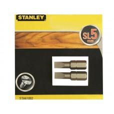 Фото - Бита Sl 5 (L=25 мм) (2 ед) STA61002 Stanley