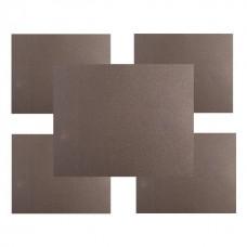 Фото - Набор наждачной бумаги влагостойкой 15 шт (80.180.320) INTERTOOL HT-0031