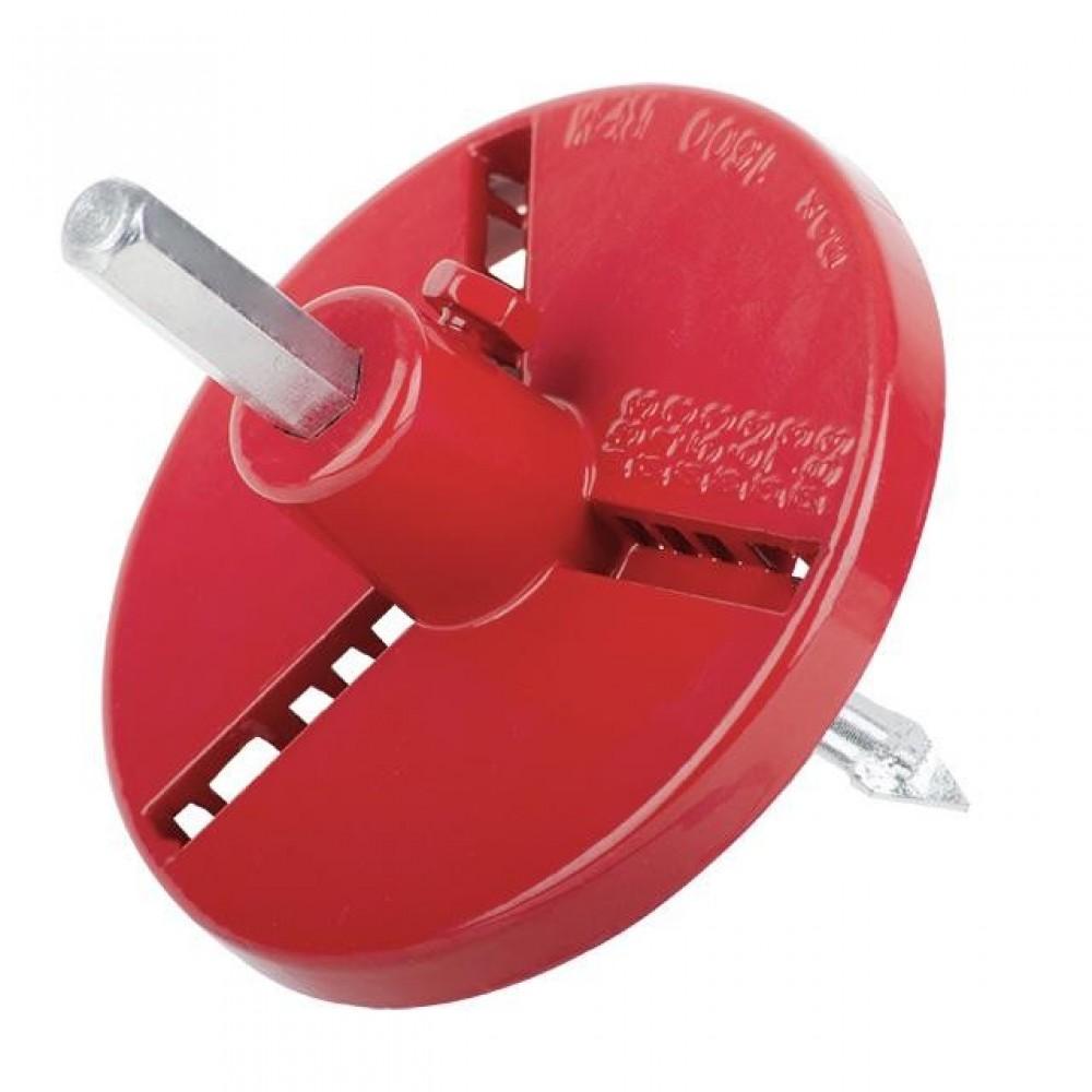 Фото №1 - Держатель для корончатых сверл 83 мм, с центровочным сверлом INTERTOOL SD-0398