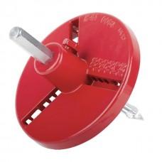 Фото - Держатель для корончатых сверл 83 мм, с центровочным сверлом INTERTOOL SD-0398