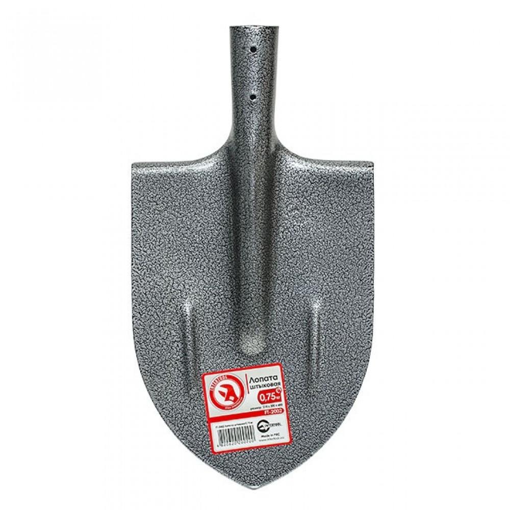 Фото №1 - Лопата штыковая 0,75 кг INTERTOOL FT-2002