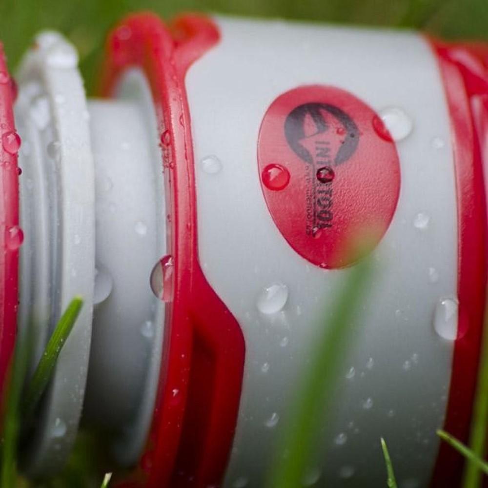 Фото №1 - Конектор с аквастопом 1/2' для шланга 1/2' INTERTOOL GE-1119