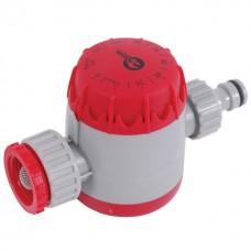 Фото - Таймер подачи воды для полива, автоматический с фильтром + адаптер с резьбой 1/2' INTERTOOL GE-2011