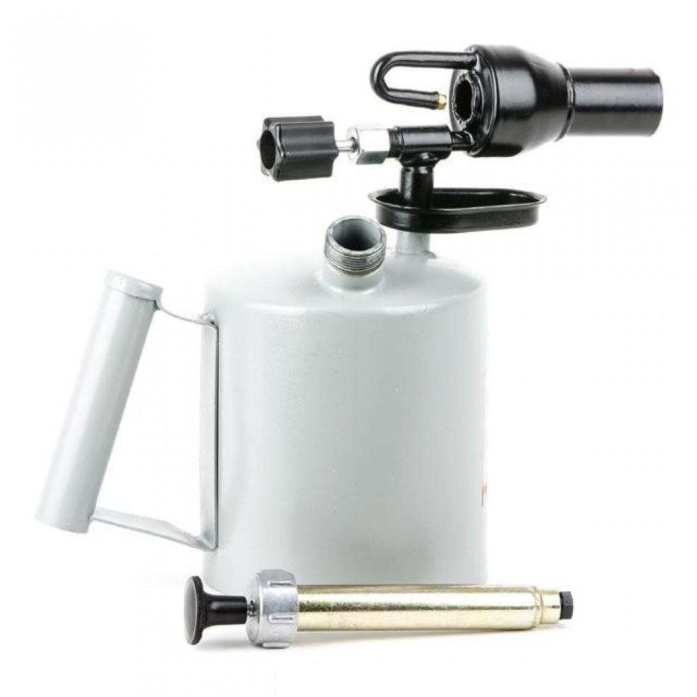 Фото №1 - Лампа паяльная бензиновая 1.5 л INTERTOOL GB-0032