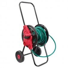 Фото - Катушка на колесах для шланга 1/2' 45 м, PP, steel, ABS INTERTOOL GE-3003