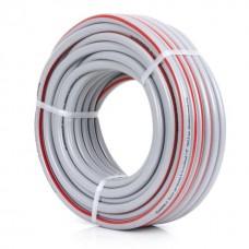 Фото - Шланг для полива 5-ти слойный 1/2', 30м, армированный PVC INTERTOOL GE-4133