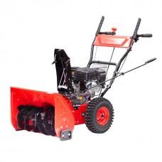 Фото - Снегоуборщик бензиновый самоходный, 5.5 л.с./4 кВт, высота/ширина захвата 420/560 мм, передачи 4 вперед/2 назад INTERTOOL SN-5000