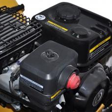 Фото - Снегоуборщик бензиновый, с приводом на колеса, 5 скоростей + 2 задние, 4-х тактный двигатель 5,5 HP / 4,1 кВт, рабочая ширина 560 мм INTERTOOL SN-5500