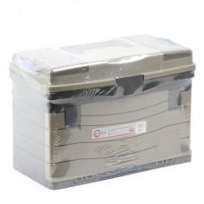 Фото - Многофункциональный органайзер пластиковый для метизов, 17', 435x235x300 мм INTERTOOL BX-4017