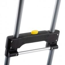 Фото - Тележка ручная складная до 60 кг, 385*375*960, колеса 130 мм, (стальная) INTERTOOL LT-9006