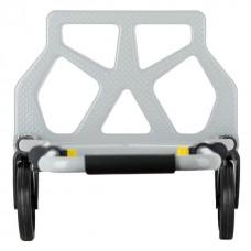 Фото - Тележка ручная складная до 70 кг, 425*420*980, колеса 150 мм, (стальная) INTERTOOL LT-9008