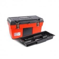 Фото - Ящик для инструмента с металлическими замками 19' 483x242x240 мм INTERTOOL BX-1119