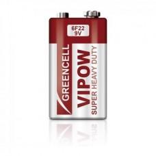 "Фото - Батарея ""крона"" GREENCELL 9V (6F22)"