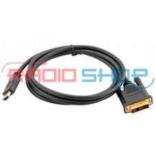 Фото - Кабель DVI-HDMI 1.8M