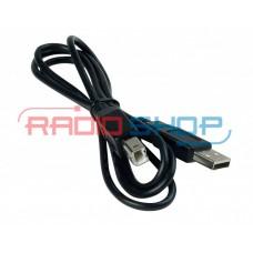 Фото - Кабель USB компьютер А - принтер В 1,8m