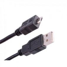 Фото - Кабель micro USB - USB 1.8 м черный CA-101