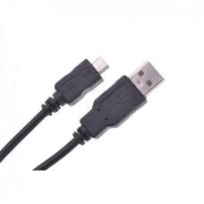 Фото - Кабель micro USB - USB 1.8 м черный