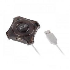 Фото - USB-хаб 2.0 на 4 порта IT404 INTEX