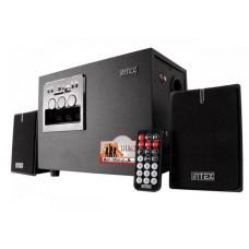 Фото - Компьютерные мультимедиа колонки с сабвуфером INTEX 2.1 (SD, USB)