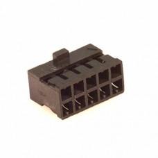 Фото - Контактная колодка (штырь+гнездо), 8 контактов (КП-8)