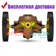 Фото - Дрон на колесах Parrot Jumping Sumo (коричневый)