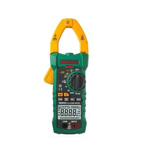 Clamp meteer или токовые клещи – специальный измерительный инструмент, выпускаемый с середины 90х XX века.
